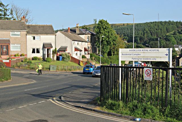 Larkfield Road