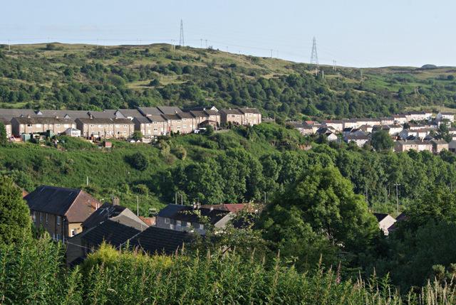Branchton housing scheme