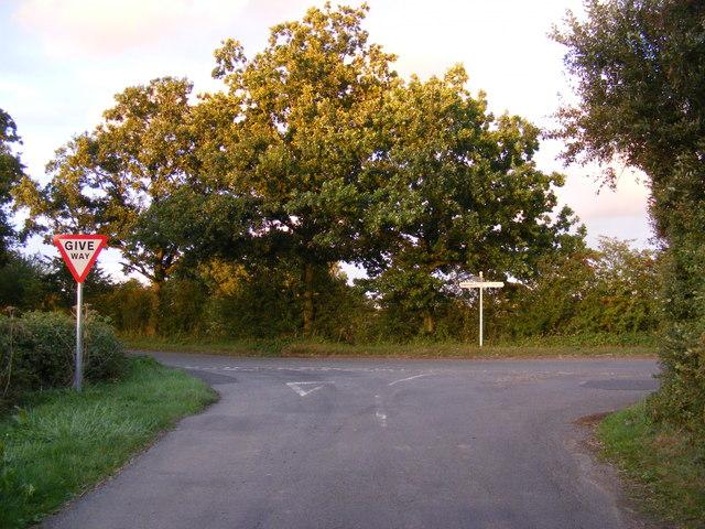 Heywood Road junction