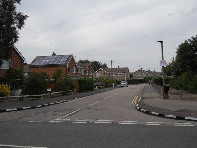 Beech Road, Glinton
