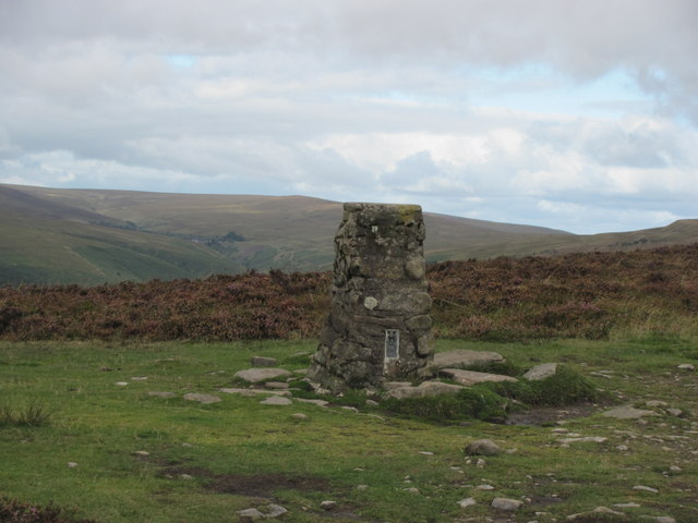 Bal-Mawr trig point