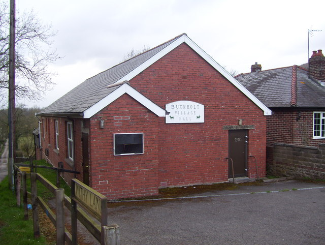Buckholt Village Hall