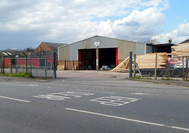Griggs Timber Merchants, Gloucester
