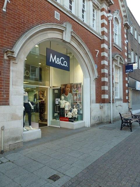 M & Co, South Street