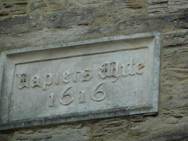 South Street: inscription seen above a pub