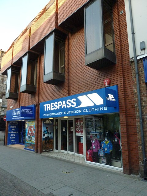 Trespass, South Street