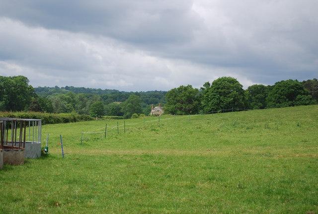 Distant view of Bateman's