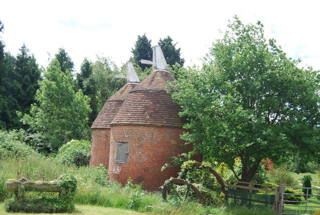 Dudwell Farm Oast