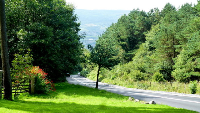 B4276 Merthyr Road
