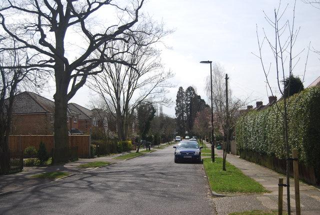 Highfield Avenue