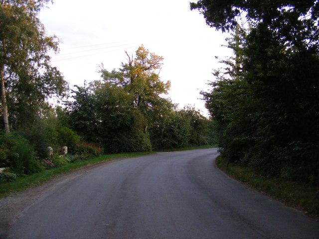 Heywood Road, The Heywood
