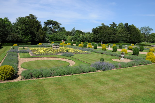 Gardens at Belton House