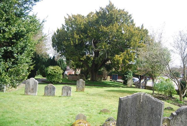 Graveyard, Parish Church of St Michael the Archangel