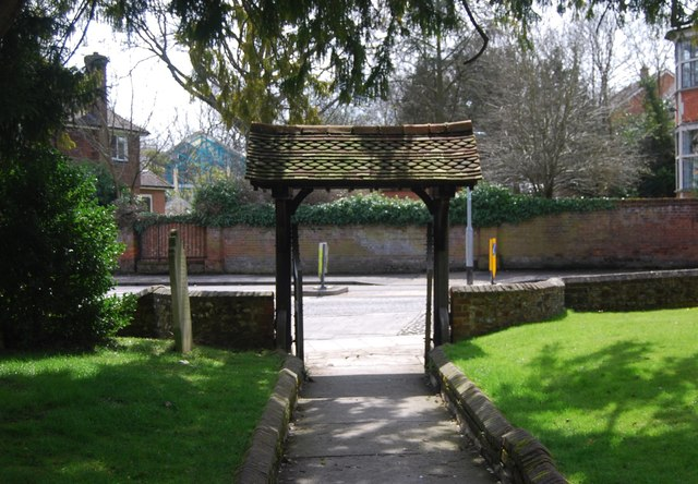 Lych gate, Parish Church of St Michael the Archangel