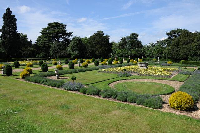 Gardens at Belton House