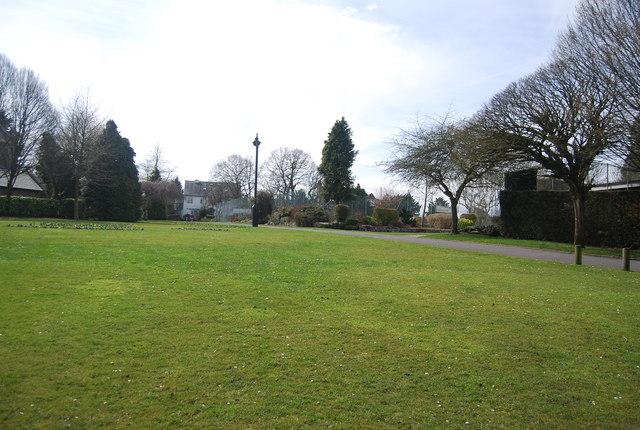 Aldershot Manor Park
