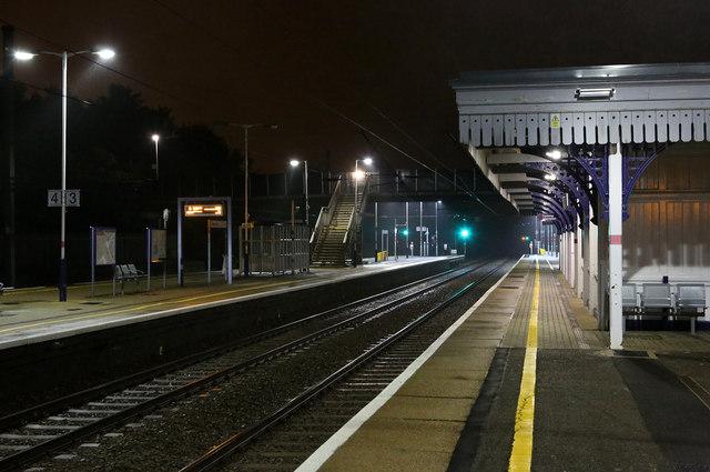 Biggleswade Station