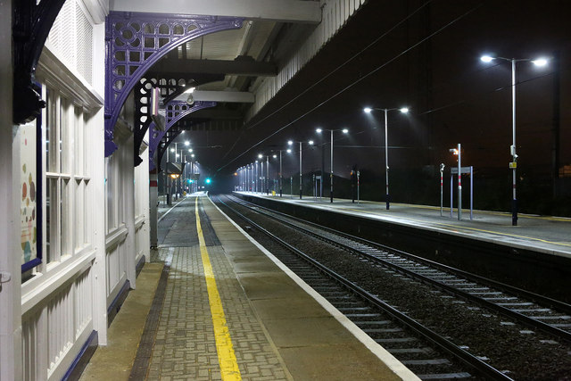 Biggleswade Station