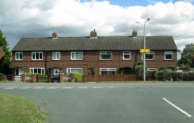Terraced Houses on Tofts Road