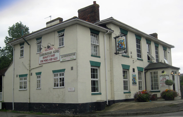 The Yarborough Arms, Ulceby