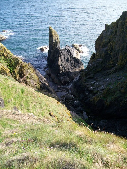 The North Witch Rock