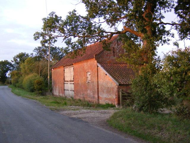 Barn at Dairy Farm