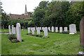 TL2772 : Wyton (St Margarets and All Saints) Churchyard by David P Howard