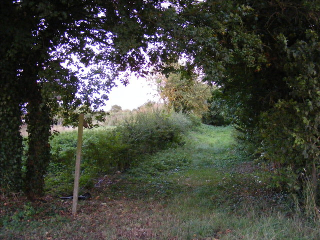 Footpath to Durbridge's Hill