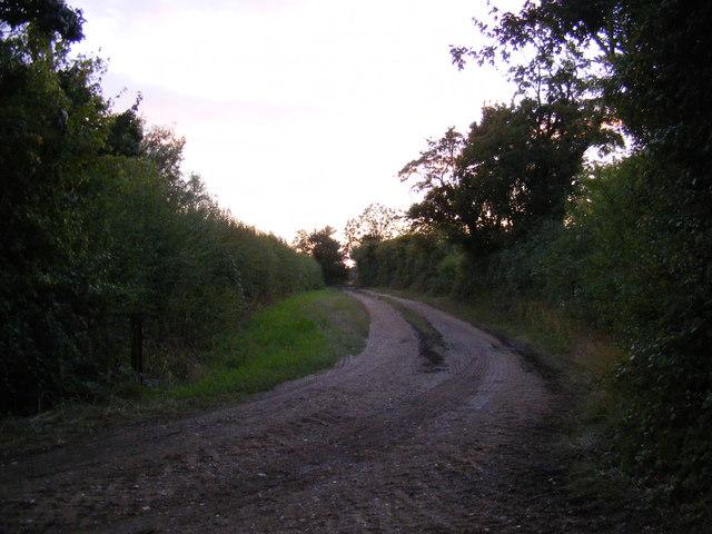 Field entrance off Heywood Road