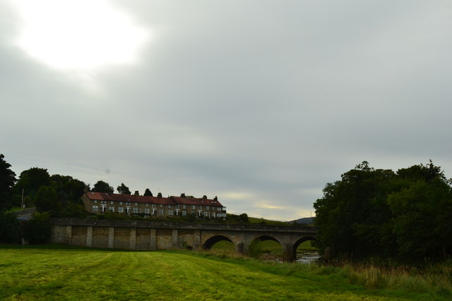 Station Road bridge, Grassington