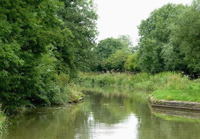Grand Union Canal near Fleckney, Leicestershire