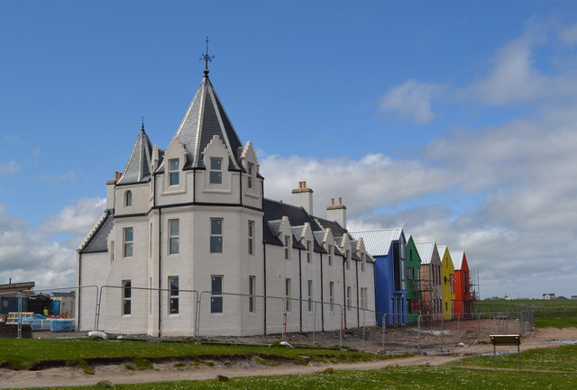 Hotel and Self-Catering Apartments, John O'Groats, Wick, Caithness