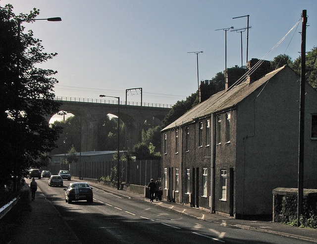 Chester-le-Street: a bright September morning