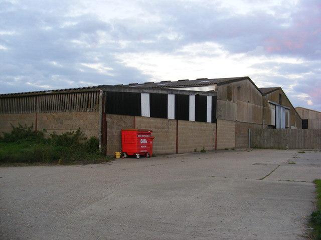 Farm Buildings at Chestnut Tree Farm