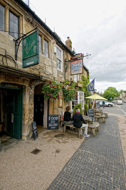 The Cotswold Arms, High Street, Burford