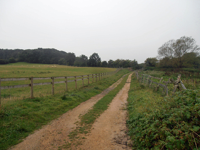 Cotswold Way 013 (it's started to rain)
