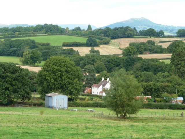 Heathfield, in the Nant y Robwl valley