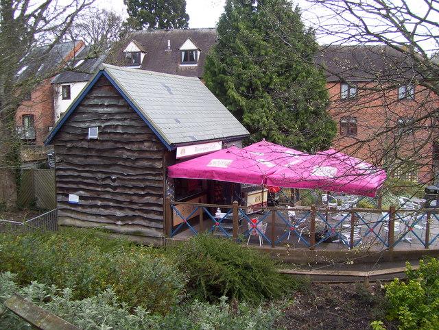 Riverview Cafe, Evesham