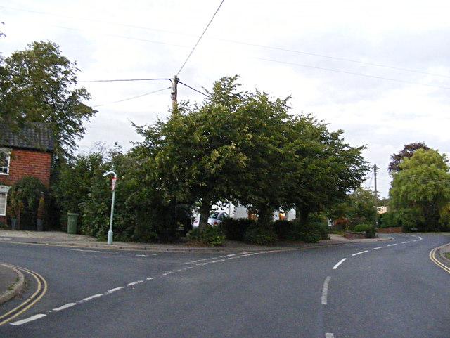 Mount Street, Diss