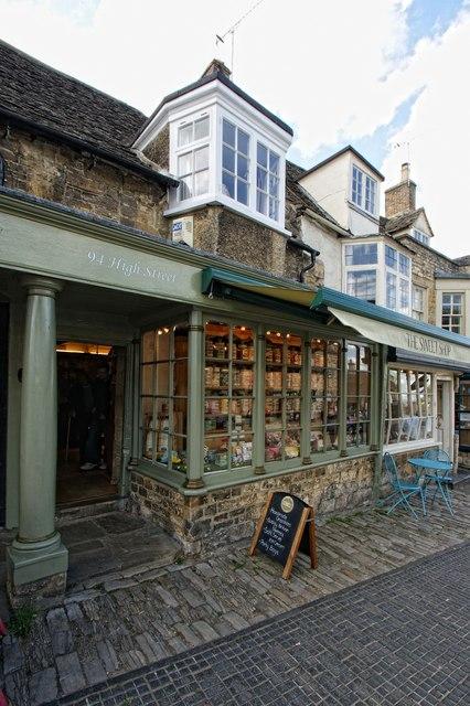 The Sweet Shop, High Street, Burford