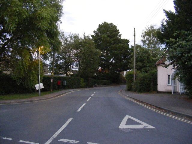 Walcot Road & Walcot Road Postbox