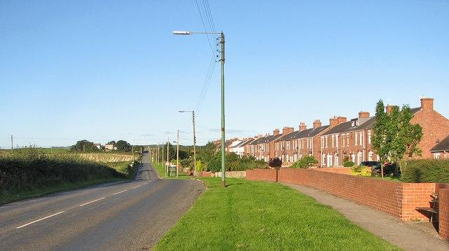 Pelton Fell: Grange Terrace