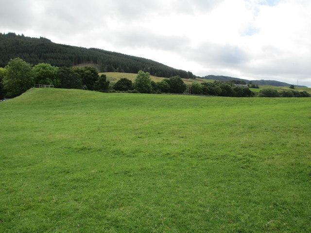Farmland near Keltneyburn