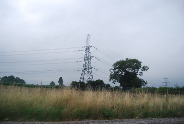 Pylon by the M4