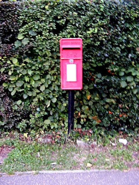 Walcot Road Postbox