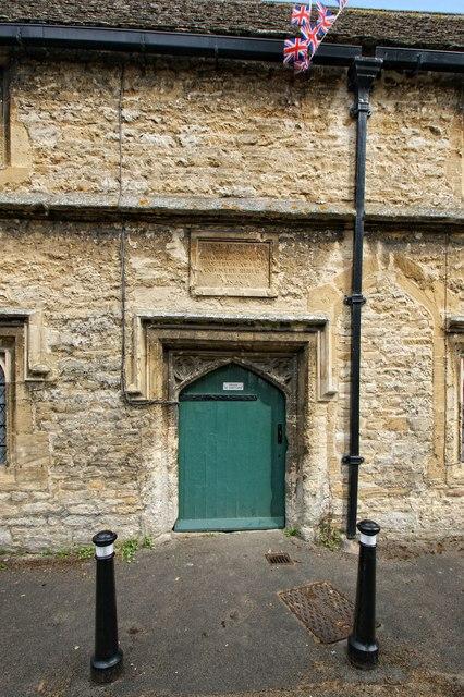 Alms Houses, Burford