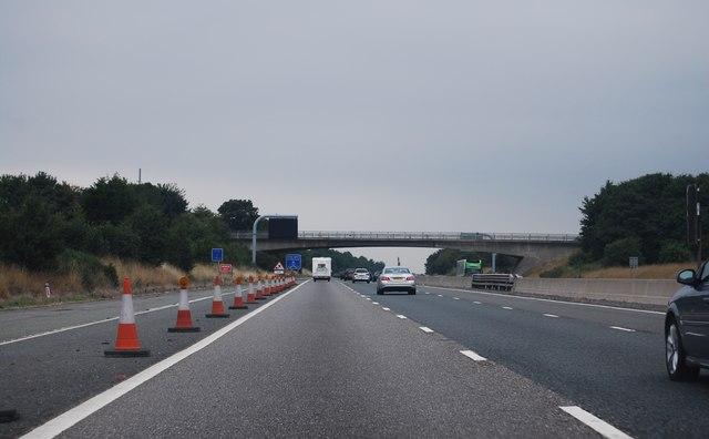 Westerleigh Road Overbridge, M4