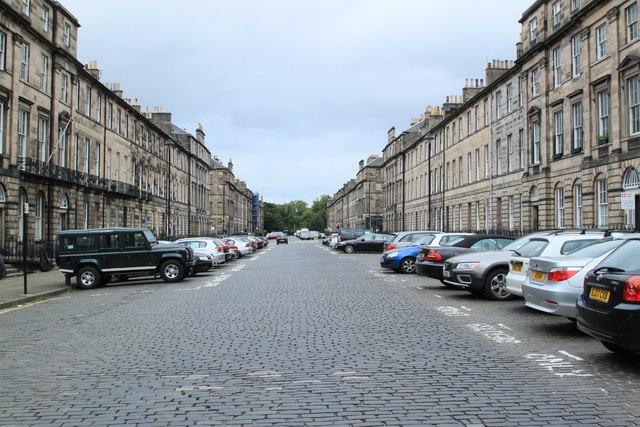 Great King Street Edinburgh