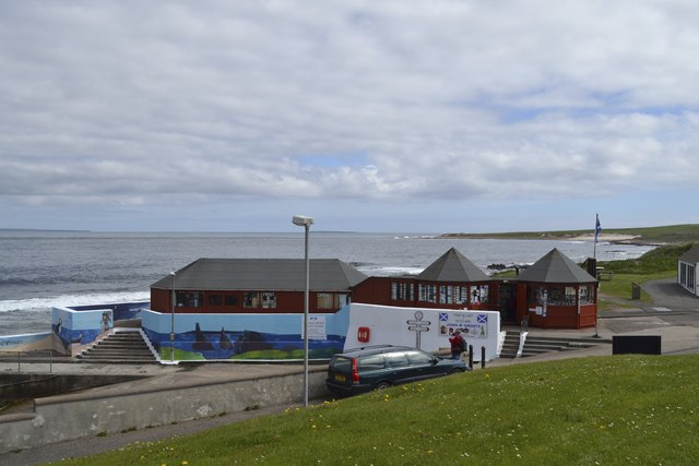 First and Last Shops at John O'Groats, Wick, Caithness - 1