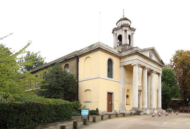 St John's Wood Church, Lord's Roundabouts